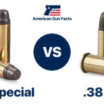 .38 Smith & Wesson ammo vs .38 Special ammo