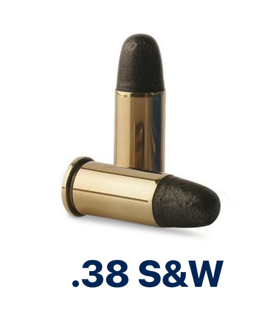 .38 Smith & Wesson Ammo