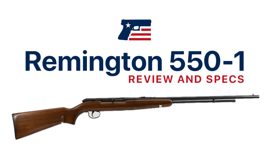 Remington 550-1 Review and Specs