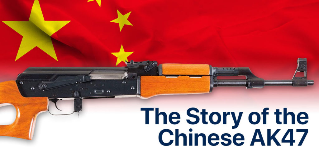 The story of the Norinco MAK-90 - the Chinese AK-47